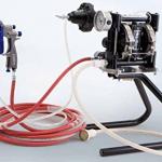 Duplação divulga nova linha de equipamentos Graco para pintura industrial